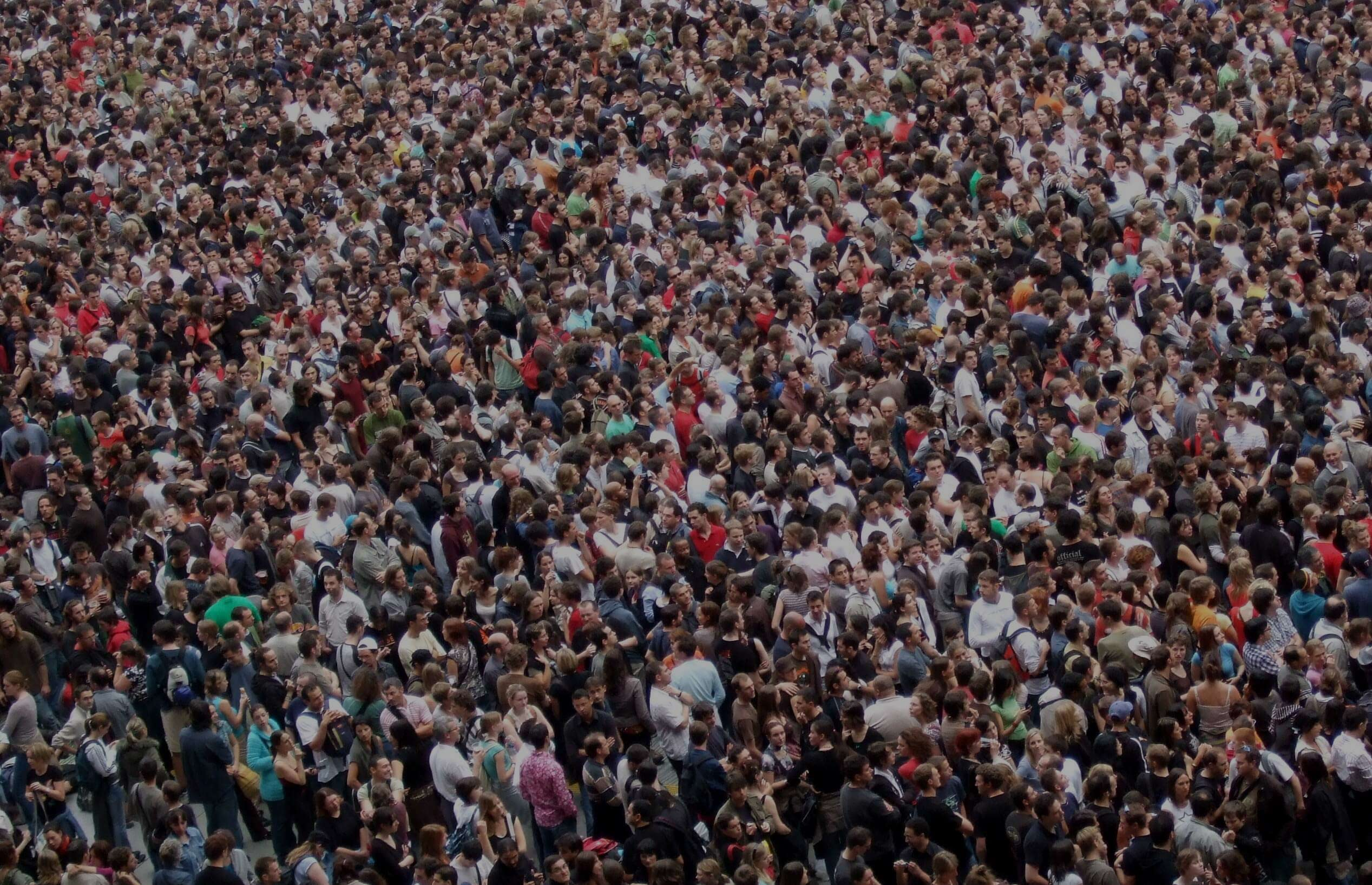 How Population Density is Creating a Mental Health Crisis